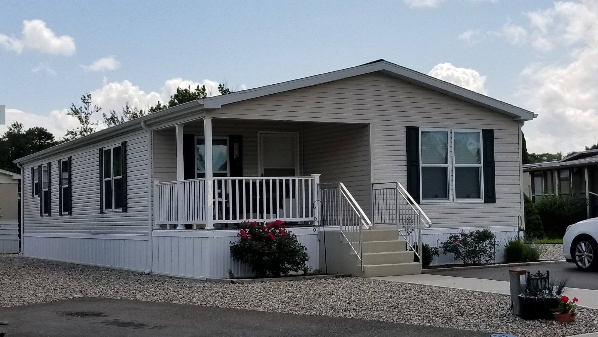 double wide trailer home toms river nj